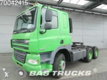 DAF CF85.360 6X4 Manual Big-Axle Steelsuspension Eur tractor unit