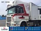 cap tractor Scania R560