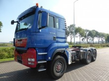 MAN TGS 33.480 6X6 BLS MANUAL tractor unit