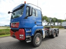 tracteur MAN TGS 33.480 6X6 BLS MANUAL