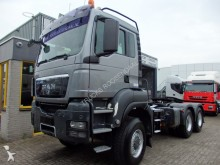 MAN TGS 33.440 + 6X6 + MANUAL + HYDRAULIC SYSTEM + E tractor unit