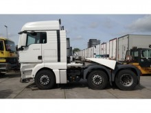 cabeza tractora MAN TGX 26.440 6X2 DAMAGE VEHICLE GOOD ENGINE