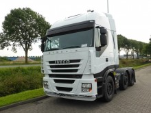 Iveco Stralis AS440S50 500 6X2 INTARDER tractor unit