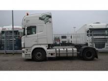 Scania R 480 TOPLINE ETADE MANUAL GEABOX tractor unit
