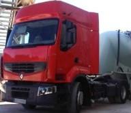 trattore Renault Premium 380 DXI