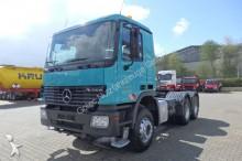 Mercedes Actros 2641 6X4 SZM Euro4 Kipphydraulik tractor unit