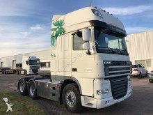tracteur DAF XF 105.510 SSC Manual 6x2