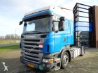 cap tractor Scania R380 Highline / Lowdeck / 2 Tanks / Euro 5 / NL