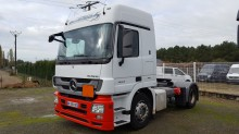 new Mercedes tractor unit