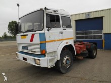 Iveco Turbostar 180-26 Full Spring WaterCooled tractor unit