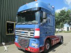 cap tractor DAF XF FT 105-410 OUDE TACHO