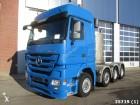 cap tractor Mercedes Actros 4155 8x4 Euro 5 V8 Retarder Kiphydraulic