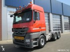 cap tractor Mercedes Actros 2660 V8 6x4 Euro 5 Intarder Kyphydraulic