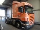cap tractor Scania R420 MET KIEPHYDRAULIC