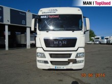 used MAN hazardous materials / ADR tractor unit