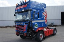 cap tractor Scania R500 Topline Manual Retarder 2012