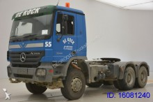 Mercedes Actros 3344AS - 6X6 tractor unit