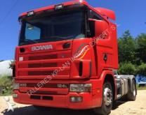 cabeza tractora Scania 124L-400