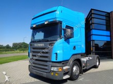Scania R420 Topline / Manual / 2 Tanks tractor unit