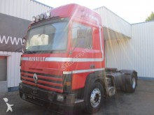 cabeza tractora Renault Major R 350 , 2 Culas , Spring Suspension