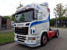 cabeza tractora Scania G 400, Hihline, Euro 5, Belium Truck