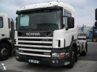 used Scania hazardous materials / ADR tractor unit