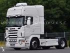 ciągnik siodłowy Scania R 620 / V8 / TOPLINE / MANUAL / RETARDER /