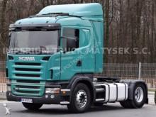 Scania R 420 / CR 19 tractor unit