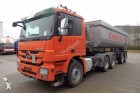 cabeza tractora Mercedes ACTROS 2644 6x4 Euro 5 SZM Blatt/Luft