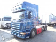 Scania R500 6X2 RETARDER tractor unit