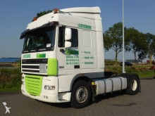 tracteur DAF XF 105.460 MANUAL RETARDER