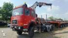 tracteur convoi exceptionnel MAN occasion