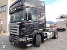 trattore Scania R 580 TOPLINE OPTICUISE+ETADE