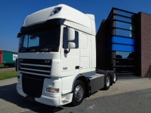 cabeza tractora DAF XF 105.460 SSC / Manual / Intarder / 10 Tires