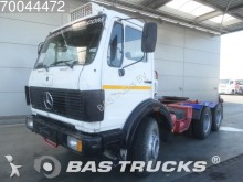 tracteur Mercedes 2228 S 6X4 Manual V8 Steelsuspension Hydraulik