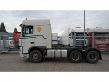 cabeza tractora DAF XF105.460 SC 6x4 MANUAL FULL STEEL SUSPENSION HU