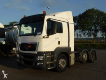 MAN TGS 26.440 6X2 TWIN STEER tractor unit