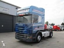 Scania 124-400 ToplineN (AIRCO) tractor unit