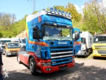 Scania 164 L/ 480/ V 8/Schaltgetriebe tractor unit
