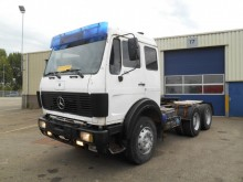 Mercedes 2636 Heavy Duty Tractor Head 6x4 V10 Top Conditi tractor unit