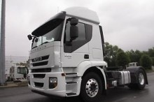 tracteur Iveco Stralis AT 440