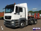 MAN TGS 26.440 BLS 6X2 TWIN STEER tractor unit