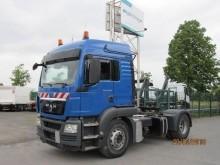 MAN 18.400 TGS, Schalter, Klima, Kipphydraulik, Euro tractor unit