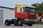 ciągnik siodłowy Scania 124L 400 model 1998