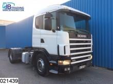 Scania 144 460 EURO 2, Manual, Retarder, Airco, Hydraul tractor unit