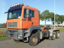 cabeza tractora MAN 33.430 AS 6X6 BB FULL STEEL