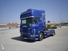 cabeza tractora Scania R580