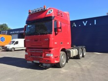 tracteur convoi exceptionnel DAF occasion