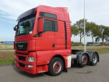 MAN TGX 26.440 6X2 XXL MANUAL tractor unit