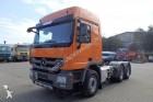 cabeza tractora Mercedes Actros 2655 LS 6x4 SZM mit Kipphyd. EURO 5